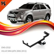 Engate Reboque Engetran Toyota Hilux Sw4 2006 Á 2013