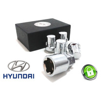 Anti Furto De Rodas Para Hyundai Ix35 Kit 4+1 Plus