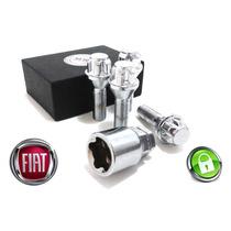 Anti Furto De Rodas Para Fiat Siena E Grand Kit 4+1 Plus