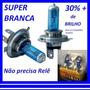 Par Lampadas Super Branca H7 Otto (new Xenon) Fiat Stilo