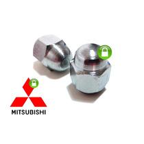 Porca De Roda Cromada Mitsubishi L200 Triton,..(c/24 Peças)