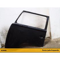 Porta Kombi Esquerda Nova Original Vw Friso Clipper Box