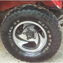 Jogo Rodas Jeep Willys 5 X 139.7 Rural Suzuki Valor Unidade