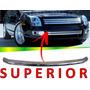 Friso Superior Cromado Parachoque Ford Fusion 2007 2008 2009