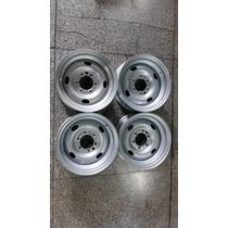 Rodas Toyota Bandeirantes Aro 16 Jg. (padrão Original)