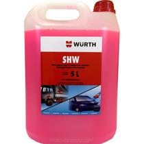 Shampoo Detergente Para Lavar Carros 5 Litros - Shw - Würth