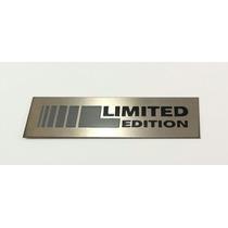 Emblema Edição Limitada Limited Edition Golf Volkswagen