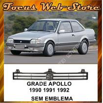 Grade Dianteira Apolo 90 91 92 Sem Emblema