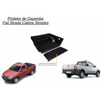 Protetor De Caçamba Fiat Strada Cabine Simples Modelo Orig.