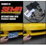Suporte Para Placa Dianteira Motorizada ( Controle Remoto )
