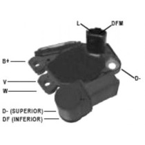 Regulador Voltagem Valeo Clio Megane Kangoo Sandero Symbol