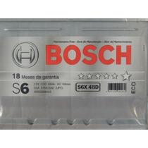 Bateria Selada Bosch S6 65ah Linha Peugeot - 206/207/306...