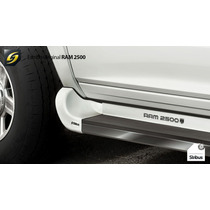 Estribo Dodge Ram Original Com Led 2012 2013 Cor Original