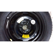 Estepe C4 Pallas Aro 15 4 X 108 Com Pneu Michelin