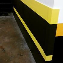 Manta Em Eva / Protetor Parede Garagem Adesivado