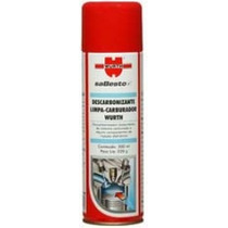 Descarbonizante Limpa Carburador E Tbi - 300ml Wurth