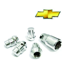 Kit Antifurto Para Rodas Chevrolet Gm Blazer | S10 Platinum