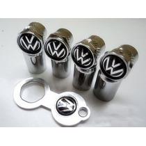 Bico/ Tampa De Pneu/ Roda Cromado Volkswagen - Promoção!