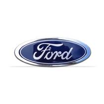 Emblema Ford Da Grade E Tampa Porta Malas Ecosport Novo