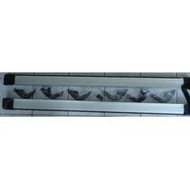 Estribo Hilux Srv 2005 06 07 08 09 10 2 Aluminio Plataforma