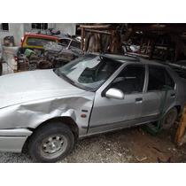 Vidro De Porta Traseiro Esquerdo Do Renault 19 1.6 8v
