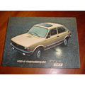 Manual Proprietario Fiat 147 C Cl Top E Racing 81 1981