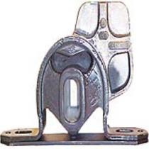 Coxim Dianteiro Motor Direito Endura Esquer Fiesta:1998a2002