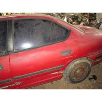 Vidro Porta Chrysler Neon Traseiro Esquerdo