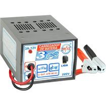 Mini Carregador De Baterias 50 Amperes