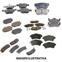 Jogo Pastilha Dianteira Bravo 1.4 16v/stilo 1.8 8v