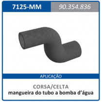 Mangueira Tubo A Bomba Dagua Gm 90354836 Corsa:1994a2012