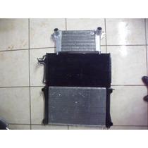 Kit Radiador, Condensador E Intercooler S10 2.0 Diesel