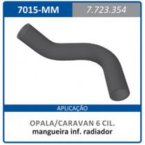 Mangueira Inferior Radiador Motor 6 Cilindro Opala:1968a1980