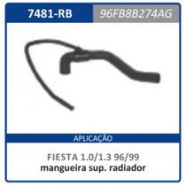 Mangueira Superior Radiador Motor Endura 1.0/1.3 Fo Ka 1998