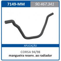 Mangueira Reservatorio Radiador Gm 90467341 Corsa 1994