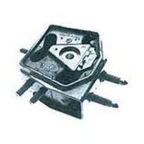 Coxim Dianteiro Motor Logus:1993a1996