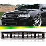 Grade Central Do Parachoque Audi A4 2002 A 2004