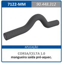 Mangueira Saida Pre-aquecimento Motor 1.0 Gm Corsa:1995a2012