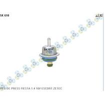 Regulador Pressão Escort Sw 1.6 1.8 16v 96/02- Schuck