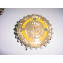 Brasão Automovel Clube Acessorio De Epoca Anos 50 60 Badge