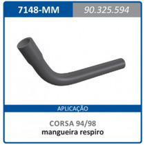 Mangueira Respiro Gm 90325594 Corsa 1996
