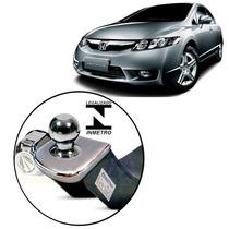 Engate P/ Reboque Inmetro Honda New Civic 2006/2011 Garantia