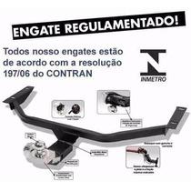 Engate S-10 Certificado Inmetro Pino Bola 2001 Até 2011 Rj