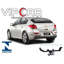 Engate Reboque Rabicho Cruze Hatch 2011 2012 2013 2014 2015