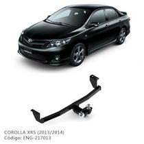 Engate De Reboque Engetran Toyota Corolla Xrs 2013 Á 2014