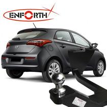 Engate Reboque Hyundai Hb20 Bola E Tomada Cromada Enforth