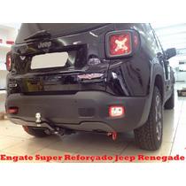 Engate Removível Super Reforçado Jeep Renegade 1700 Kg