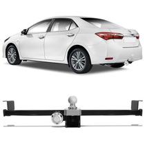 Engate Reboque Corolla 2015 Com Certificado Do Inmetro