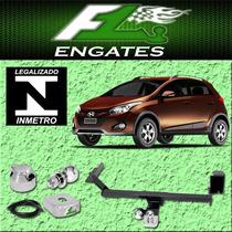 Engate Reboque Hyundai Hb20x 2014 2015 2016 450kg