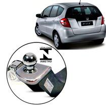 Engate Reboque Inmetro Honda New Fit 2009/2014 Com Garantia